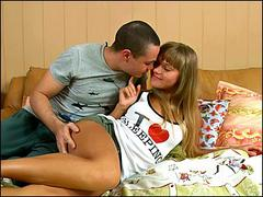 Tight teen holes deeply pounded