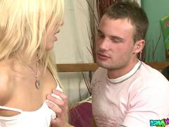 hot blond teen getting penetrated