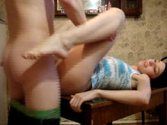 teen girl getting fucked by boyfriend